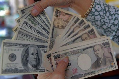 Japanese Yen News: Japanese Yen strengthened today. - Forex News|Currency News|Daily Forex News Updates|Forexholder com | Currency News | Scoop.it