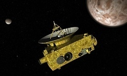Pluto: Nasa probe set for fly-past of frozen 'dwarf planet' - The Guardian | CLOVER ENTERPRISES ''THE ENTERTAINMENT OF CHOICE'' | Scoop.it