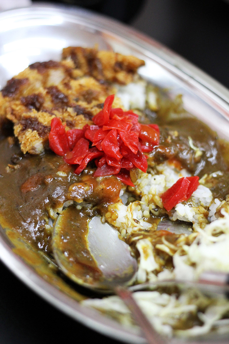 Gold Curry Bangkok - The Ultimate Japanese Comfort Food   Thai Street Food and Pictures   Eating Thai Food   Thailand Voice   Scoop.it