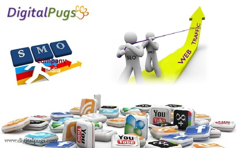 Benefits of Social Media Optimization (smo) Services | Digital marketing Services - DigitalPugs | Scoop.it