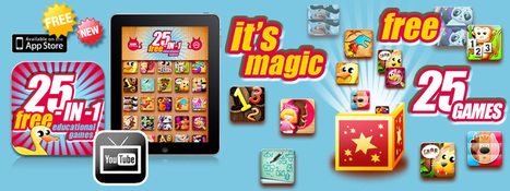 Educational game collection and interactive educative books for children Learning is FUN for iPhone, iPad and iPod Touch | iPad classroom | Scoop.it