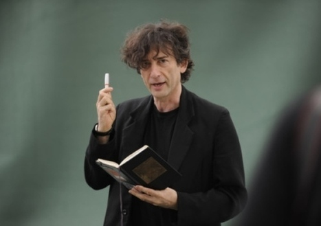 Neil Gaiman on why Scotland is his second home   Culture Scotland   Scoop.it