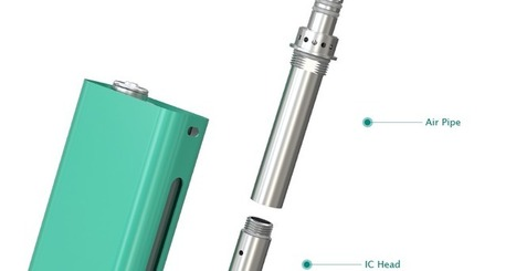 The vaping giraffe: Review: iCare from Eleaf   Vaping   Scoop.it