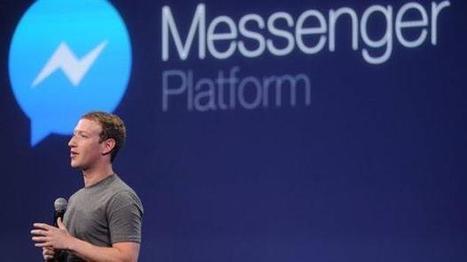 Chatbot de Facebook, el software que amenaza App Store de Apple | MAZAMORRA en morada | Scoop.it