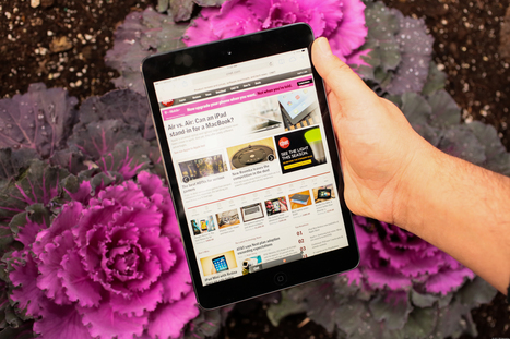 Apple iPad Mini with Retina Display - Top holiday tablet picks | JUST AWESOME | Scoop.it
