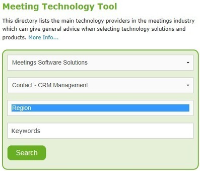 ICCA helps planners find the right meeting technology solutions | International association meetings | Scoop.it