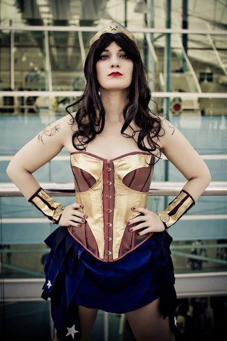 Les héros de DC Comics… en SteamPunk | Choose Steampunk | Scoop.it