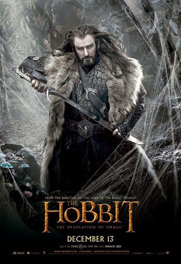 Ultimate 3D Movies: The Hobbit - The Desolation of Smaug : 5 More New Posters | Film Festivals | Scoop.it