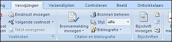 : APA literatuurlijst met Word 2010   APA   Scoop.it