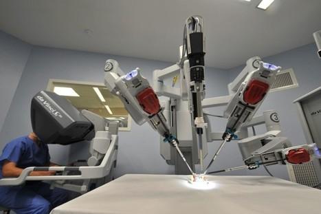 Médecine : les robots vont-ils remplacer les hommes ?   La Transition sociétale inéluctable   Scoop.it