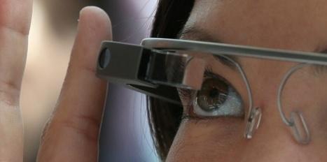 Les lunettes, le nouveau champ de bataille des Google Glass et autres produits connectés | Be Marketing 3.0 | Scoop.it