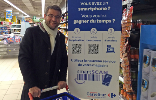 olivier dauvers blog grande distribution smart scanning