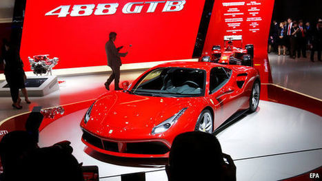 Ferrari changes its tune | audio branding | Scoop.it