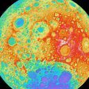NASA Probe Beams Home Best Moon Map Ever - Fox News | Cartography | Scoop.it