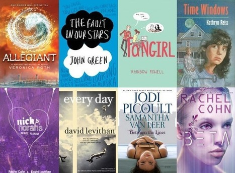 The 8 Habits of Highly Successful Young-Adult Fiction Authors | YAFic | Scoop.it