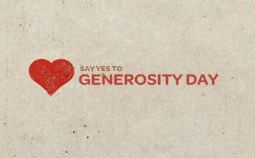 Forget Valentine's Day. Celebrate Generosity Day Instead | Edu's stuff | Scoop.it