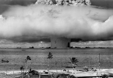 How Nuclear Explosions Were Used to Save the Environment - Facts So Romantic - Nautilus   Educacion, ecologia y TIC   Scoop.it