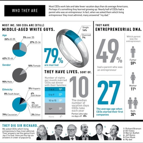What Is It About Middle-Aged White Guys? 2012 CEO Survey | Business Brainpower with the Human Touch | Scoop.it
