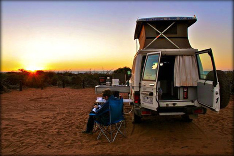 Six off-the-beaten-path camping spots in Australia's wild west | Fractions of the world Travel blog | Scoop.it