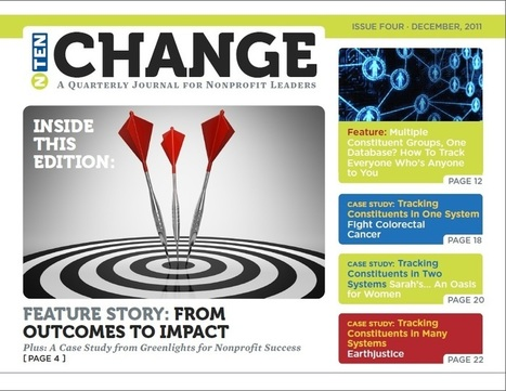NTEN: Change (A Quarterly Journal for Nonprofit Leaders) | NTEN | Great Ideas for Non-Profits | Scoop.it