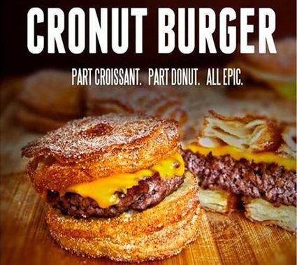 Cronut Burger Vendor Shut Down in Food Poisoning Incident in Canada - Eater | Frankenfood and PR | Scoop.it