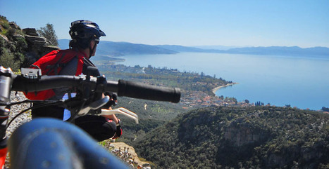 Guided cycle and mountain bike (MTB) tours on Pilio, Greece for 2016 | Pelion Greece | Scoop.it