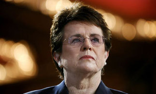 Obama names Billie Jean King as one of two gay Sochi Olympic delegates | International Relations | Scoop.it