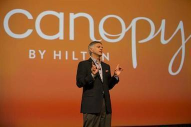 Hilton launches boutique hotel brand Canopy | New on the block... | Scoop.it