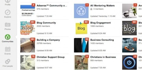 Cleaning Up Your Google+ Communities | Sosiaalinen Media | Scoop.it