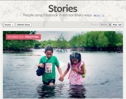 Brand Storytelling - Lessons from Facebook Stories   Corporate Storytelling Now   Scoop.it