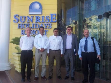 News - British Ambassadors Visited Our SUNRISE Holidays Resort - SUNRISE Resorts & Cruises | SUNRISE Resorts & Cruises | Scoop.it