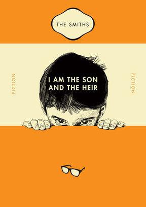 [Diseño Gráfico] Raid 71 diseña portadas de libros de The Smiths | GutenVer | Diseño everywhere | Scoop.it