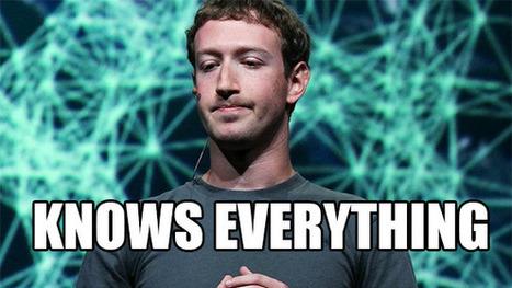 Facebook peut utiliser tout ce que vous écrivez, même si vous ne le publiez pas | Médias et réseaux sociaux | Scoop.it