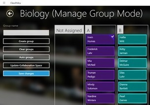 Use ClassPolicy from AssistX to help manage the OneNote Class Notebook Collaboration Space - Office Blogs   E-learning and teaching   Scoop.it