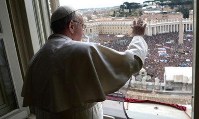 Pope Francis: a leader for believers and atheists alike   Religion   Scoop.it