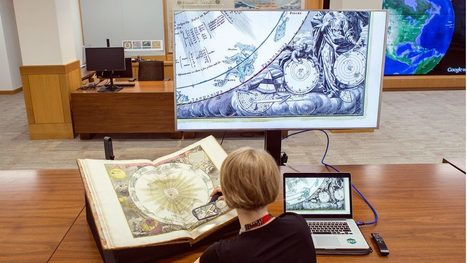 New Stanford center offers insight into the evolution of scientific cartography | History 2[+or less 3].0 | Scoop.it