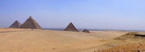 Des technologies ultra récentes pour étudier les anciennes pyramides | Clic France | Scoop.it