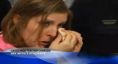SC teacher accused of having 'multiple' acts of sex with three students in one day | Vloasis sex corner | Scoop.it
