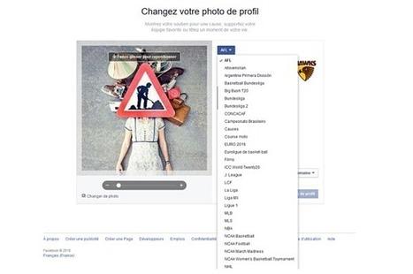 Facebook permet de personnaliser votre photo de profil grâce à des centaines de nouveaux cadres - Blog du Modérateur | Communication et réseaux | Scoop.it