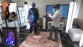 Microsoft introduces the world to 'holoportation' | 21st Century Craft & Pride | Scoop.it