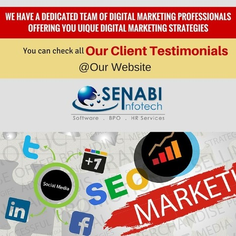 A Trustworthy Internet Marketing Company London Can Bring Best Opportunities | SENABI Infotech Limited | Scoop.it