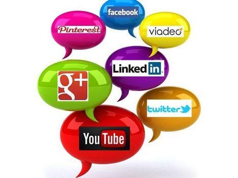 Infographie : les réseaux sociaux dans les relations B2B | Apprivoiser les réseaux sociaux | Scoop.it