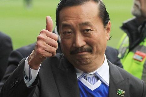 Vincent Tan converts £8m of debt as he tries make Cardiff City debt-free | Football Industry News | Scoop.it