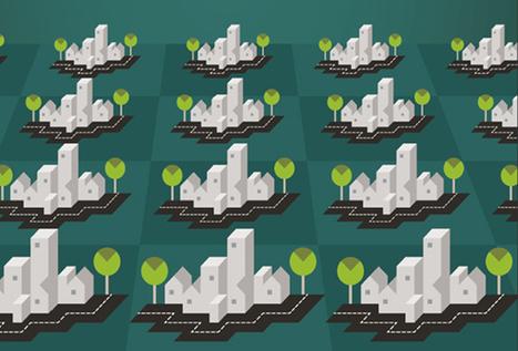 Les villes font-elles toutes la même chose ? | Habitat et Logement | Scoop.it