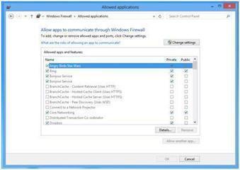 Does Windows 8 Have a Firewall? | Windows 8 free Anti virus | Scoop.it