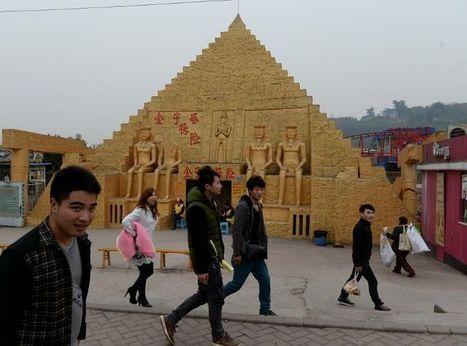 La Chine championne de la «duplitecture» | Asie(s) Cultures | Scoop.it