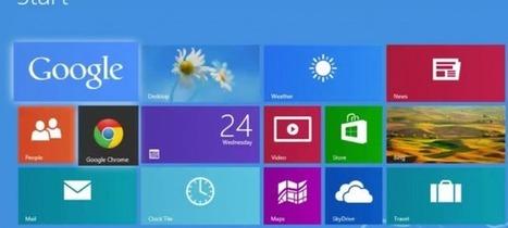 Windows Store : 50 000 applications pour Windows 8 et Windows RT   Geeks   Scoop.it