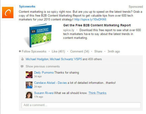 5 Tips to Optimize LinkedIn Ads for B2B Lead Generation | Rebel Online Marketing | Social media culture | Scoop.it