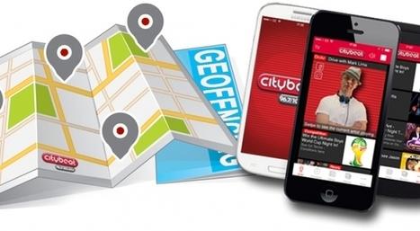 Citybeat Radio launches radio's first hyper-local offers app in Ireland | Radio and Audio Updates | Scoop.it
