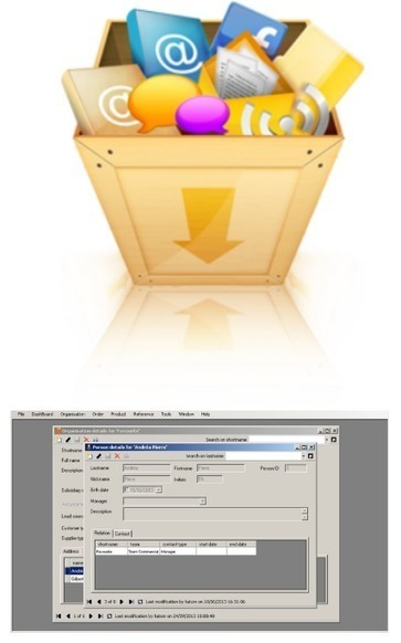 fluxmark: Logiciel professionnel gratuit Portable-ERP Fr 2014 Licence gratuite All-in-one ERP ,PGI,CRM,SRM | Logiciel Gratuit Licence Gratuite | Scoop.it